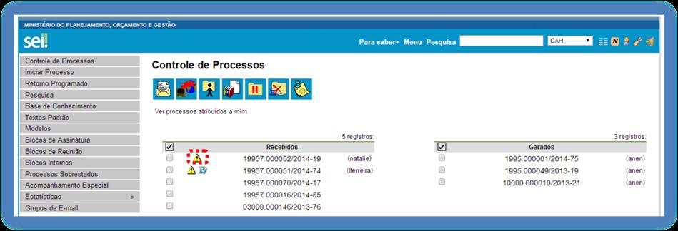 86de891e3 7. Operações Básicas com Documentos - SEI - Sistema Eletrônico de ...